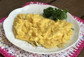 The Secrets To Perfect Fluffy Scrambled Eggs