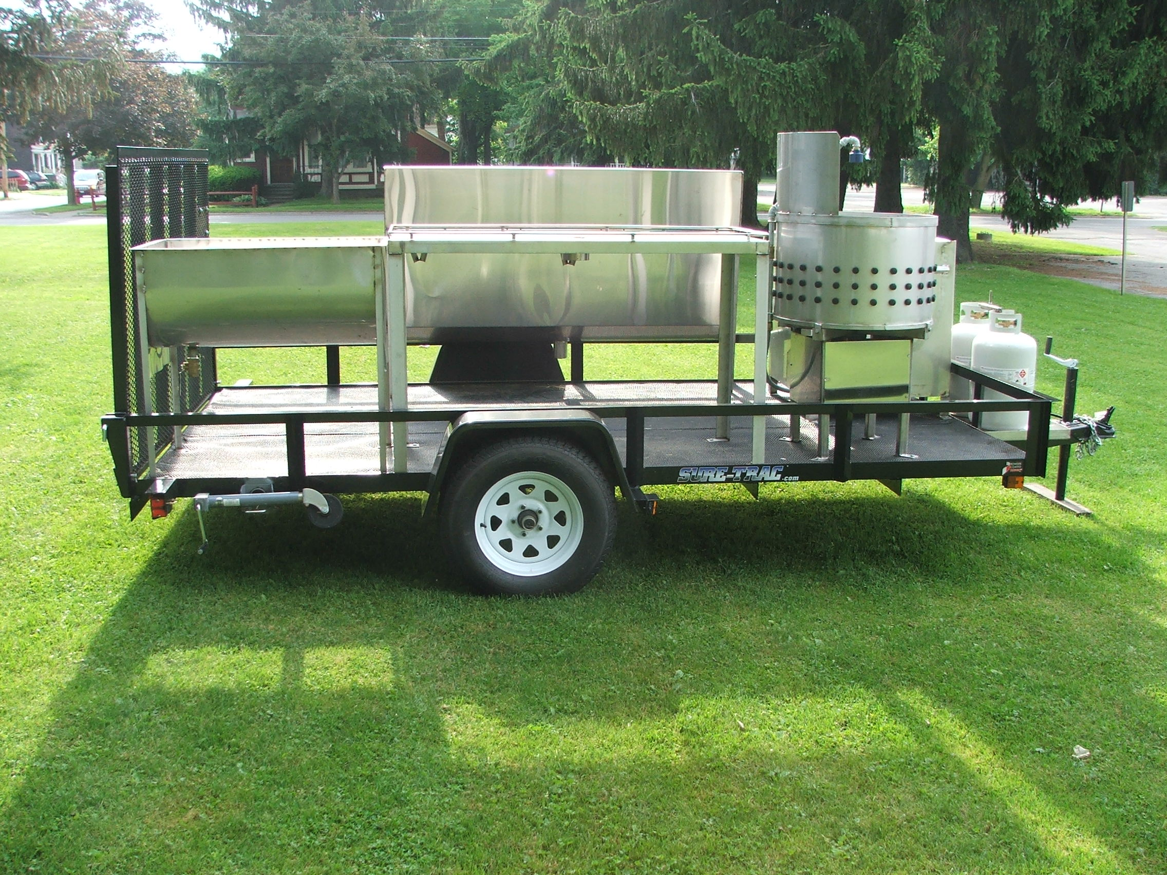 Is Poultry Processing Equipment Rental a Viable Option?