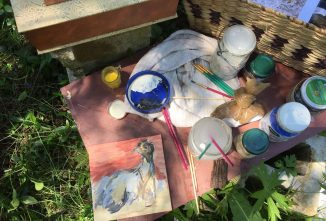 How to Make Tempera Paint with Egg Yolk