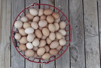 5 Farm Fresh Egg Benefits