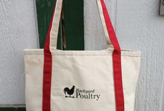 Backyard Poultry Subscribers' Giveaway